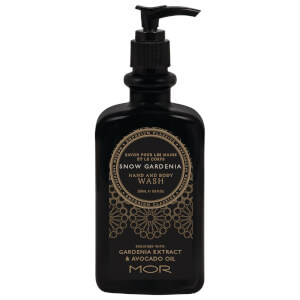 MOR Emporium Classics Snow Gardenia Hand and Body Wash 350ml