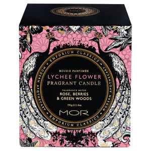 MOR Emporium Classics Lychee Flower Perfumed Candle 380g