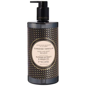 MOR Emporium Classics - Candied Vanilla Hand and Body Wash