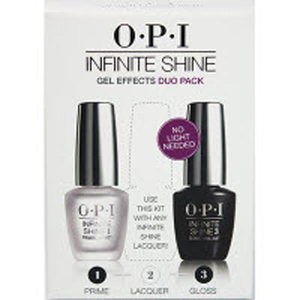 OPI Infinite Shine Prime and Gloss Duo