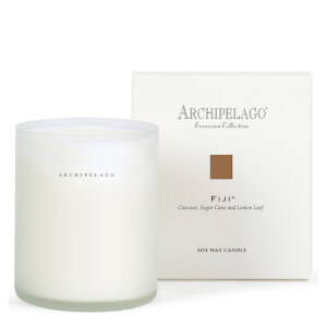 Archipelago Botanicals Excursion Collection Soy Wax Candle - Fiji