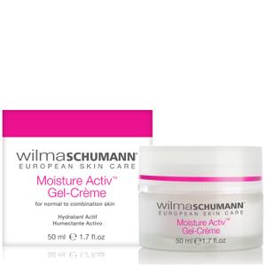 Wilma Schumann モイスチャー アクティブ™ ジェルクリーム 50ml