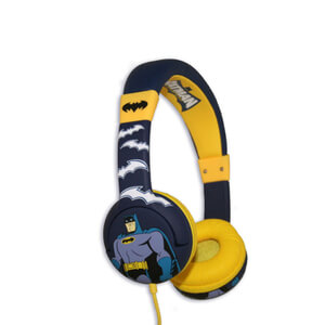 Batman Children's On-Ear Headphones - The Brave and The Bold