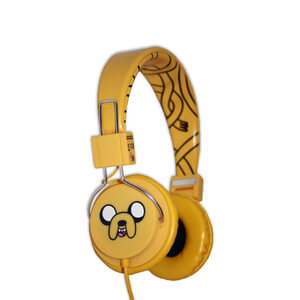 Casque audio Adventure Time