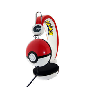 Pokémon Ball On-Ear Headphones