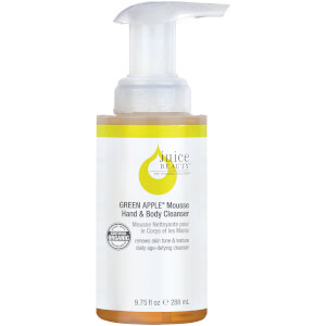 Juice Beauty Green Apple Hand and Body Mousse Cleanser
