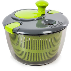 Tower T80421 Salad Spinner - Green/Graphite