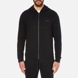 Michael Kors Men's Stretch Fleece Hoody - Black