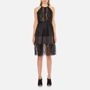 Three Floor Women's Solaris Dress - Black/Nude