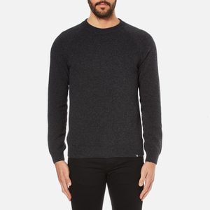 PS by Paul Smith Men's Crew Neck Jumper - Grey
