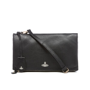 Vivienne Westwood Women's Balmoral Cross Body Bag - Black