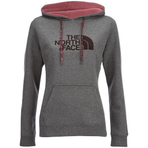 The North Face Women's Drew Peak Pullover Hoody - Medium Grey