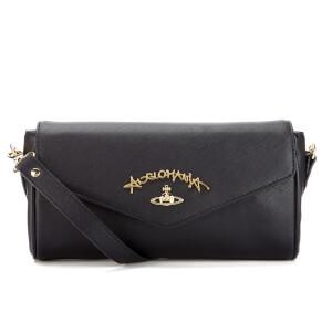 Vivienne Westwood Women's Divina Shoulder Bag - Black