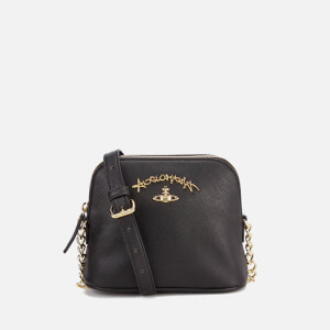 Vivienne Westwood Women's Divina Cross Body Bag - Black