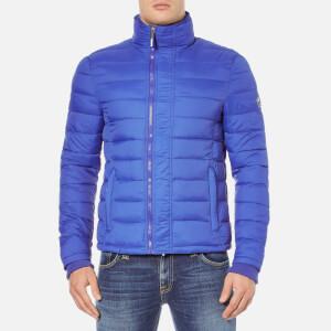 Superdry Men's Fuji Triple Zip Through Coat - Midnight Blue