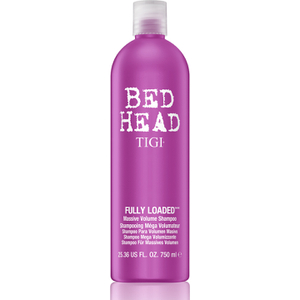 Champú efecto maxi-volumen Fully Loaded de Bed Head de TIGI  (750 ml)