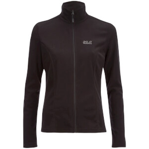 Jack Wolfskin Women's Gecko Jacket - Black