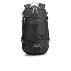 Jack Wolfskin Crosser 18 Backpack - Black
