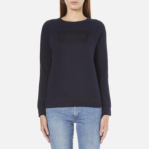 Levi's Women's Classic Crew Sweatshirt - Nightwatch Blue