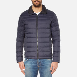 Calvin Klein Men's Opack Packable Down Jacket - Night Sky