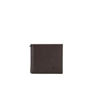 Superdry Men's Wallet in a Tin - Dark Brown