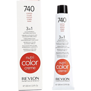 Revlon Professional Nutri Color Creme 740 Copper Оттеночный крем 100мл