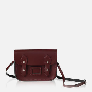 The Cambridge Satchel Company Women's Tiny Satchel - Oxblood