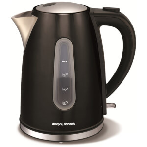Morphy Richards 43905 1.5L Accents Jug Kettle - Black