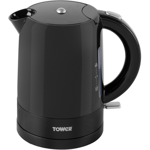 Tower T10010 1L Jug Kettle - Black