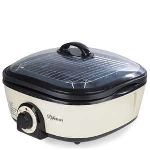Kitchen M8 8-in-1 Multi Cooker - White