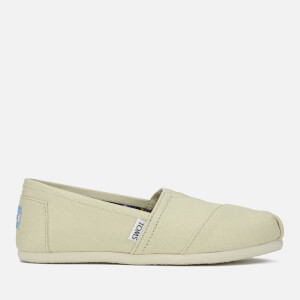 TOMS Women's Core Classics Slip-On Pumps - Natural