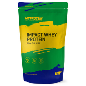 Limited Edition Impact whey-proteine, Pina Colada, 1kg