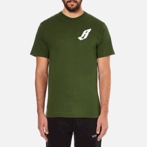 Billionaire Boys Club Men's Wealth Camp Short Sleeve T-Shirt - Olive
