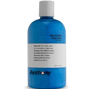 Exfoliant pour Corps au Varech de Mer Bleue Anthony 355ml