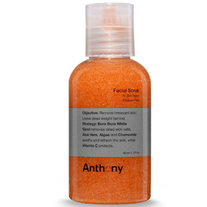 Anthony 男士面部磨砂膏 60ml