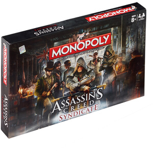 Monopoly - Assassins Creed Syndicate Edition