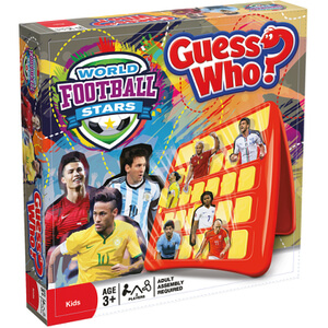 World Football Stars – Guess Who