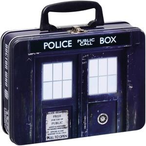 Top Trumps Collectors Tin - Doctor Who Tardis