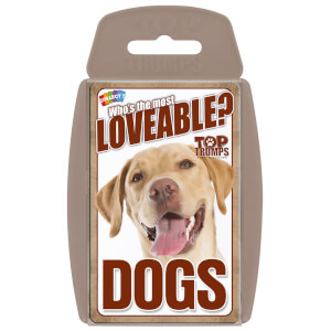 Classic Top Trumps - Dogs