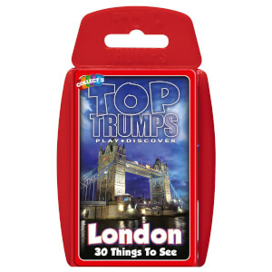 Top Trumps Specials - London 30 Things to See