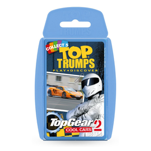 Top Trumps Specials - Top Gear: Cool Cars 2
