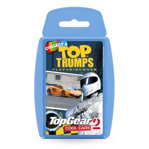 Top Trumps Specials - Top Gear: Cool Cars 2