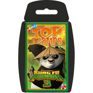 Top Trumps Specials - Kung Fu Panda 3