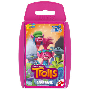 Top Trumps Card Game - Trolls Edition