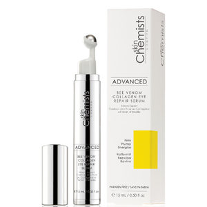 skinChemists Advanced Bee Venom Collagen Eye Repair Serum 15ml