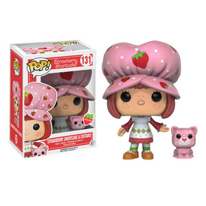Strawberry Shortcake and Custerd Scented Funko Pop! Figur