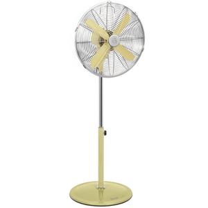 Swan SFA1020CN Retro 16 Inch Stand Fan - Cream