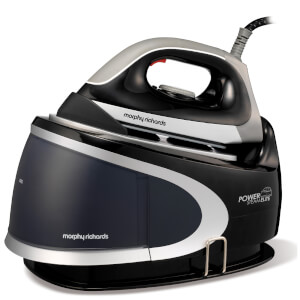 Morphy Richards 42221 Pressurised Steam Elite - Black