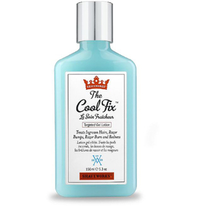 Shaveworks The Cool Fix Targeted Gel Lotion 156 ml