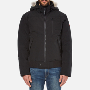 Canada Goose Men's Borden Bomber Jacket - Black
